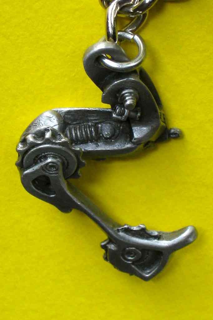 Shimano Key Ring.