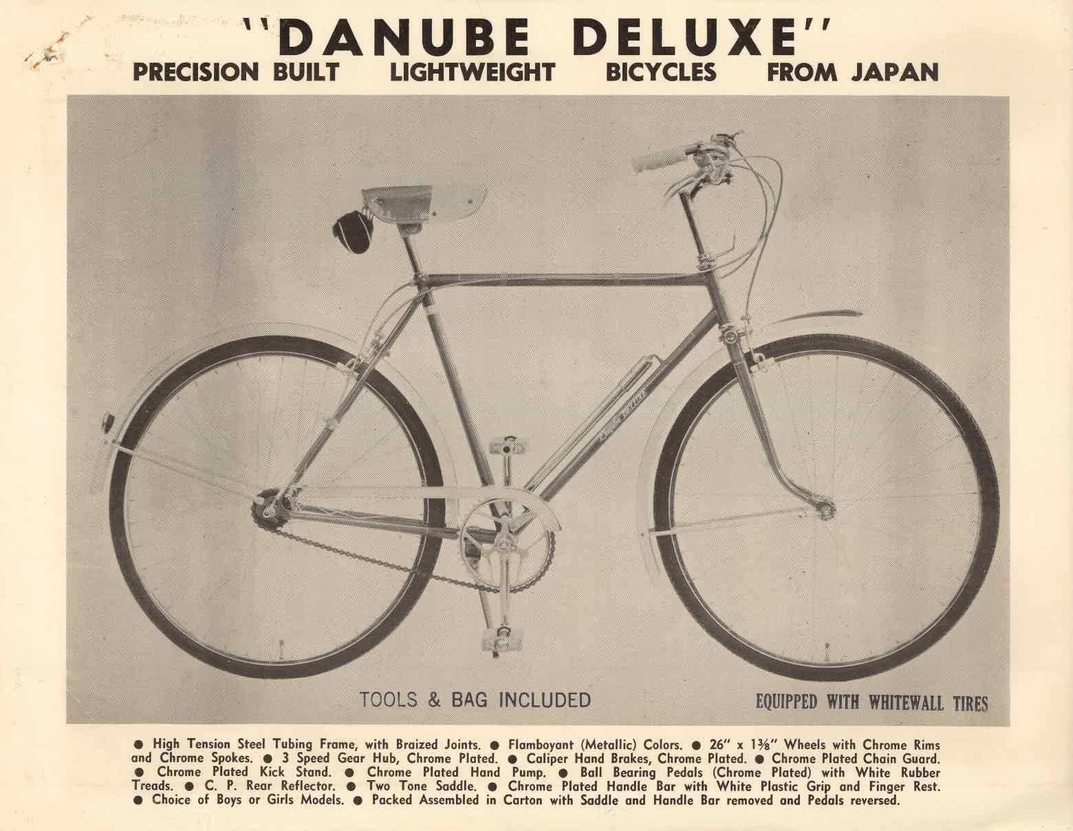 DNB Danube Deluxe - flyer