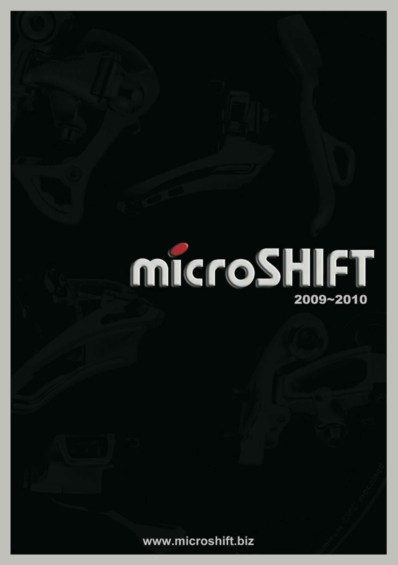 Incroyable MicroSHIFT Catalogue   2009 2010 Scan 1 Main Image