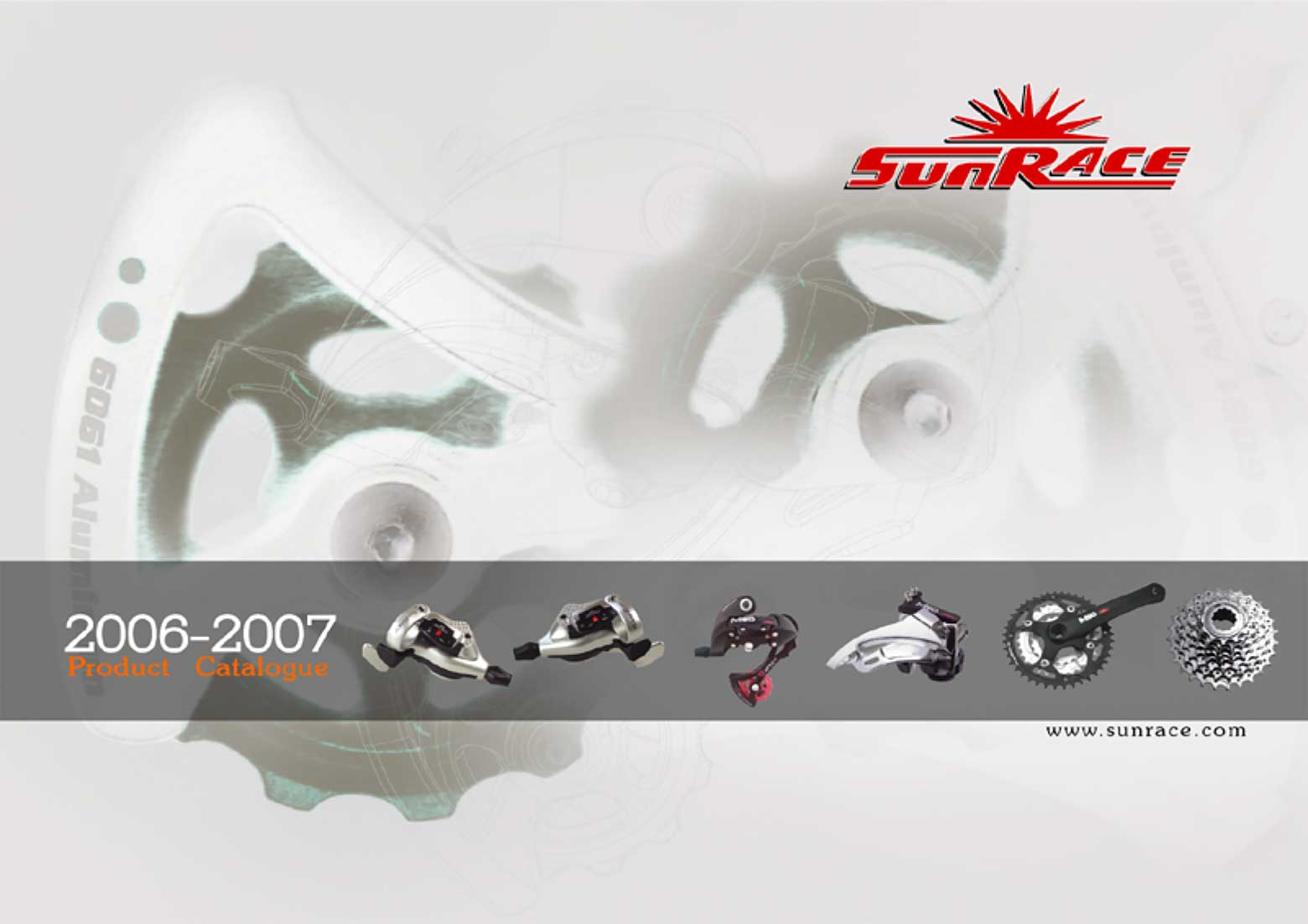 SunRace Product Catalogue 2006 2007